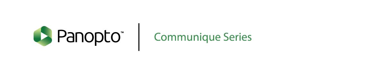 Communique Series Banner